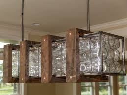 Cheap Rustic Chandeliers by How To Make A Bamboo Lighting Fixture Tos Diy Build Glass Bottle