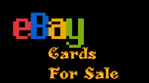 cards for sale on ebay ex cards cards