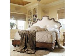 bedroom grey tufted bed frame fabric covered bed frames