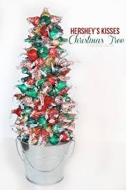 hershey s kisses tree tutorial cherished bliss