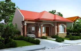 one storey house house design 2015005 is a one storey house design with a floor