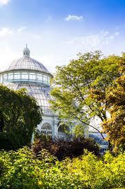 Botanical Garden In Bronx by Mnr Getaways