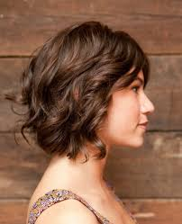 stacked bob haircut pictures curly hair the good thing about wearing short hair is that they are ultra low