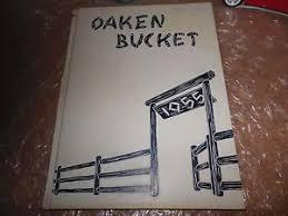oakland high school yearbook original 1955 oakland high school yearbook annual journal oakland