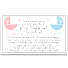 Baby Shower Thoughts For A Card Lovely Carriages Twins Baby Shower Invitation U2013 The Invite Lady