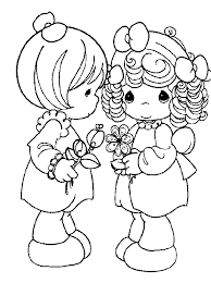 precious moments colouring pictures precious moments colouring