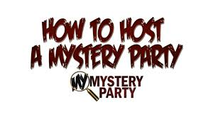 how to host a murder mystery party by my mystery party youtube