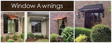 Custom Awning Windows Design Your Awning Custom Awnings