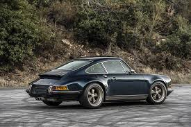 porsche singer 911 singer vehicle design restored reimagined reborn