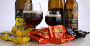 2017 craft beer pairings for halloween candy craft beer