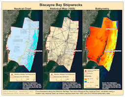 Florida Shipwrecks Map A Gis Journey