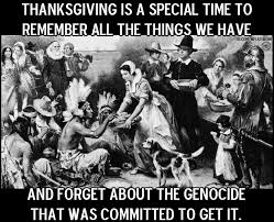 Do Mormons Celebrate Thanksgiving Thanksgiving Reminders Of Native American Genocide Makes Some