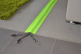 Cable Cover Floor by Fleximake