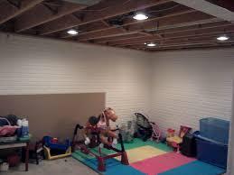 basement lighting fixtures basement gallery