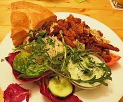 Esszimmer Vegesack Restaurant Deutschland Vegan Erleben