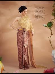 Thai Wedding Dress 46 Best Thai Woman Images On Pinterest Thai Dress Thai Style