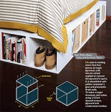 how to turn easy to make diy boxes into flexible furniture