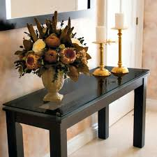 Hallway Console Table And Mirror Foyer Console Table And Mirror Set Best Table Decoration