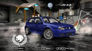volkswagen bora 2016 need for speed most wanted volkswagen golf r32 iv nfscars