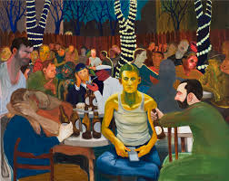 Susanna Im Bade Painting 2 0 Malerei Im Informationszeitalter