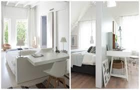 s aration bureau chambre separation bureau blanc tete de lit jpg 740 475 house of
