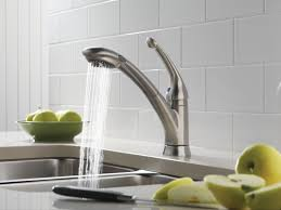faucet com 470 ar dst sd in arctic stainless by delta alternate view