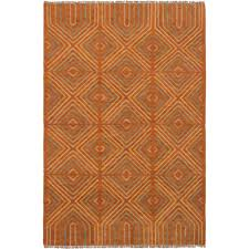 Round Woven Rugs Coffee Tables Orange Round Rug Area Rugs With Orange Accents