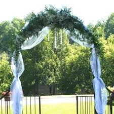 wedding arches ottawa w flowers product wedding arch with gerbera and tulle autumn