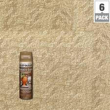 Concrete Stain Colors Pictures by Rust Oleum Concrete Stain 15 Oz Limestone Spray Paint 6 Pack