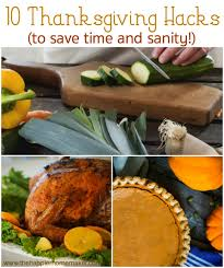 10 thanksgiving hacks to save time and sanity the happier homemaker