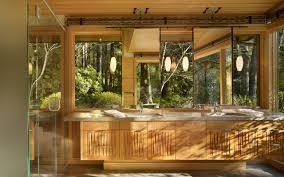 Wooden Interior Wooden Interior Lake Forest Park Design By Finne Architects