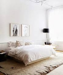 Light Bedroom Light Minimalist Bedroom Decor