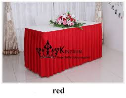 Cloth Table Skirts by Compare Prices On Cloth Table Skirts Online Shopping Buy Low