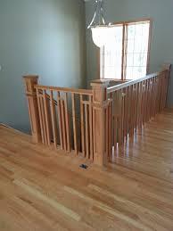 Frank Lloyd Wright Style Frank Lloyd Wright Style Railing Mystairways