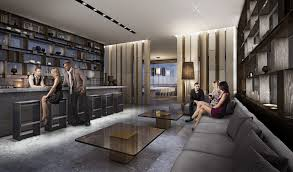 Rich Living Room by Benchmark Signature Realty Inc Brokerage Yonge Rich