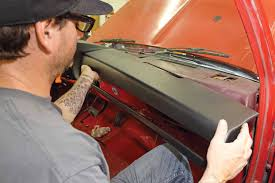 revamping a 1985 c10 silverado interior with lmc truck rod