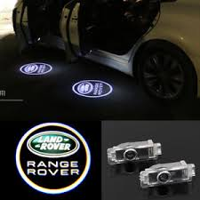 range rover welcome light led logo door light for land rover projector car welcome shadow