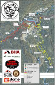Whistler Trail Map Toonie Ride Schedule Whistler Off Road Cycling Association