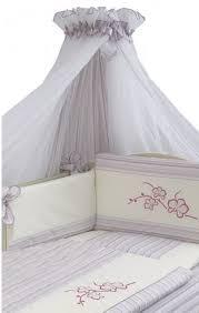 Cot Bed Canopy Bedlinen Set Cot Bed Canopy