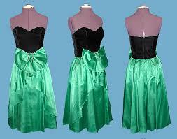 green mixed black wedding dress designs with corset wedding dress