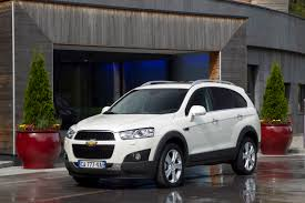 chevrolet captiva modified suv drop a cog