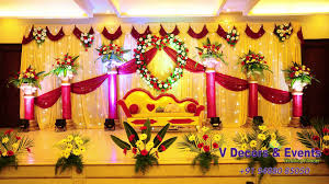 reception decoration in pondicherry youtube