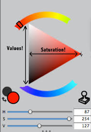 color and values a mini guide in how you use foervraengd