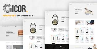 interior design bootstrap one page template