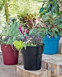 ceramic outdoor planters backyard extra large flower pot 106 nice