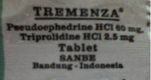 Obat Tremenza tremenza kegunaan dosis efek sing mediskus