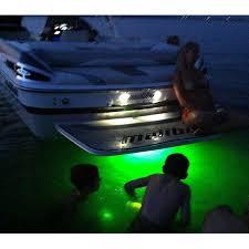Boat Drain Plug Light Underwater Boat Light Led Flush Through Hull Puck Hurley