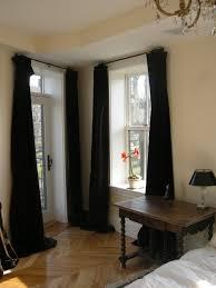 choosing patio door curtains design ideas with