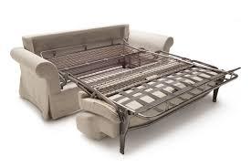 rete con materasso divano letto con materasso alto 18 cm ellis