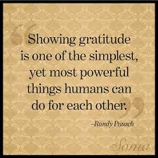 gratitude day 19 gratitude gratitude quotes and randy pausch